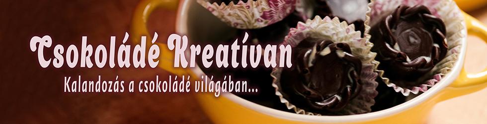 Csokoládé Kreatívan